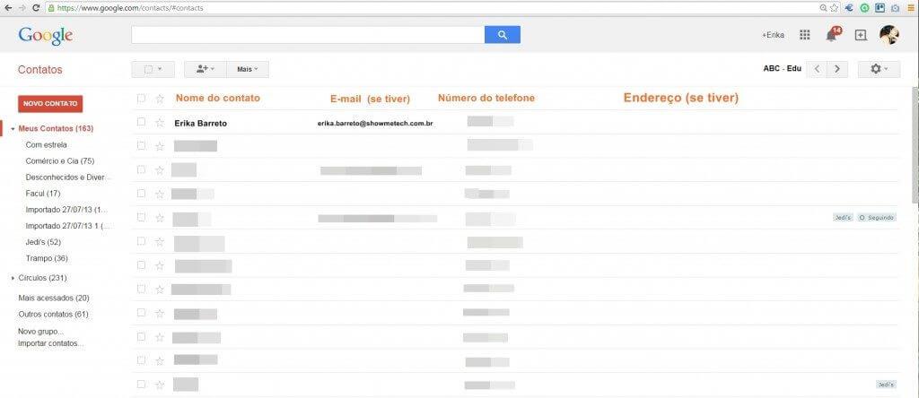 Tutorial: mesclando contatos duplicados no google. Cansado(a) de ter vários contatos duplicados na sua agenda? Se você utiliza o google para armazená-los, não se preocupe! Veja como resolver esse problema.