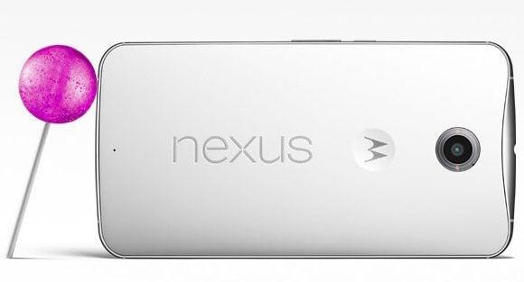 Nexus 6 motorola google 2