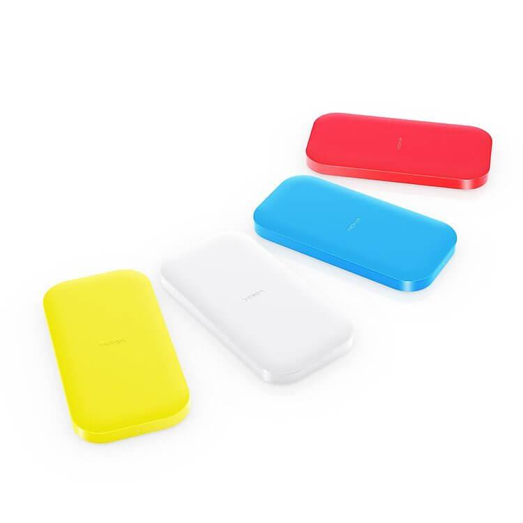 nokia portable wireless charging plate dc 50 colours - Microsoft lança carregador portátil sem fio