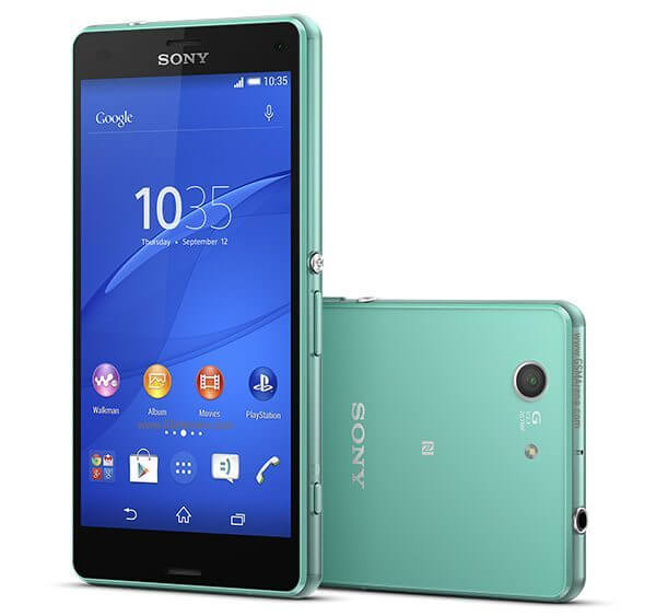 sony xperia z3 compact 1 - Sony Xperia Z3 Dual, Z3 Compact, E3 Dual e M2 Aqua: confira os preços de lançamento