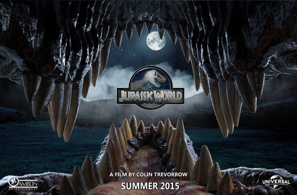 """22843 - Trailer de """"Jurassic World: O Mundo dos Dinossauros"""" é lançado hoje"""