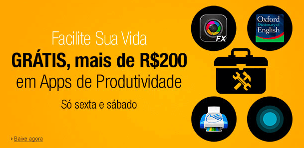 imagem - Amazon oferece gratuitamente mais de R$200 em aplicativos de produtividade