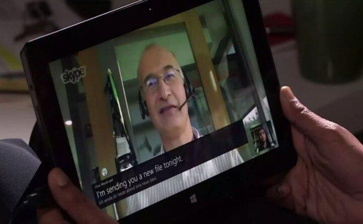 img 20141106 wa0011 720x444 - Skype lança tradutor automático para usuários do Windows 8.1