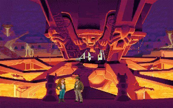 indiana jones fate atlantis - Disney e GoG anunciam re-lançamento de Star Wars, Indiana Jones, Monkey Island e outros títulos da LucasArts