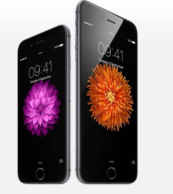 iphone-6 e iphone 6 plus apple