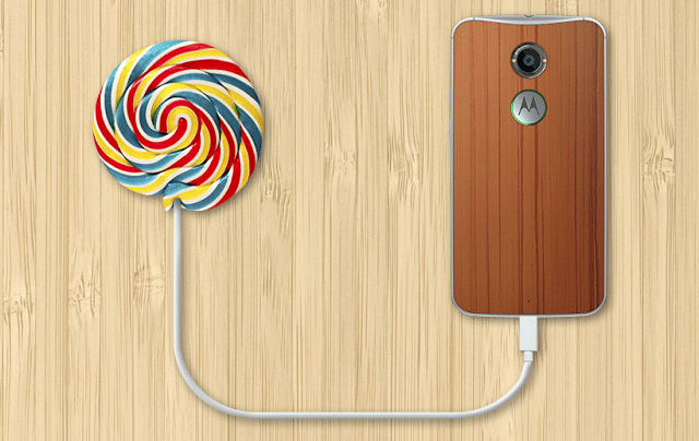 Lollipop Moto Segunda Geração