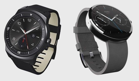 Lg g watch r moto 360 smartwatach vs x relogio