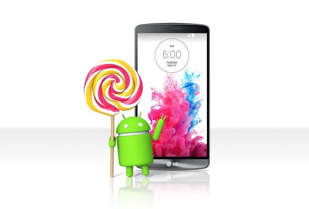 LG G3 e Moto X começam a receber o Android 5.0 (Lollipop)