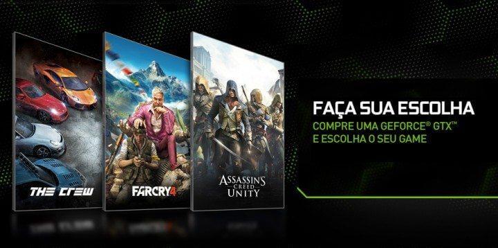myc 720x358 - Faça sua escolha: lançamentos da Ubisoft grátis na compra de placas GeForce GTX