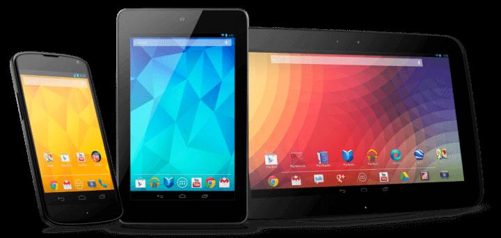 nexus-family Tutorial instalando o Android 5.0 Lollipop para o Nexus 4, 5, 7, 9 e 10