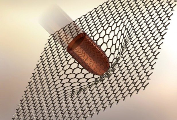 graphene - Grafeno pode dobrar a resistência de Coletes à prova de bala