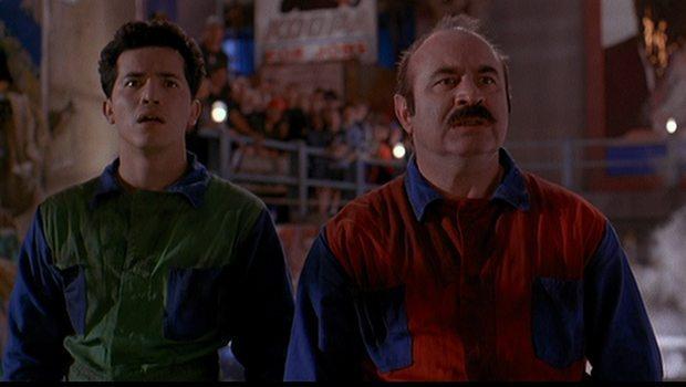 Super Mario Bros., o terrível filme de 1993