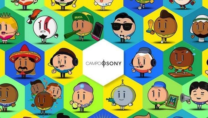 camposony600 - Além das 4 linhas : Sony amplia sua plataforma de relacionamento online