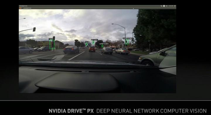 CES 2015: Nvidia mostra sistema de entretenimento informativo Tegra X1 para automóveis