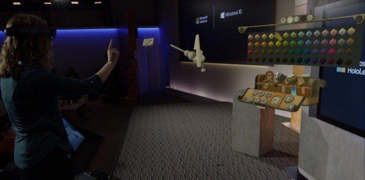 hololens 2 720x356 - Realidade Aumentada: Novo óculos da Microsoft será capaz de criar hologramas