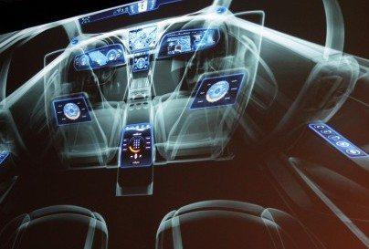 nvidia tegra x1 3 600x4002 - CES 2015: Nvidia mostra sistema de entretenimento informativo Tegra X1 para automóveis