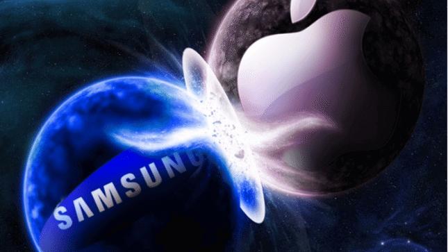 samsungvsappleplanets 645x363 - Apple perde para Samsung em satisfação do consumidor, diz pesquisa