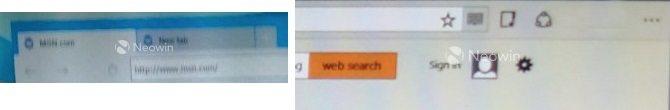 Imagem vazada do sucessor do Internet Explorer, codinome Spartan