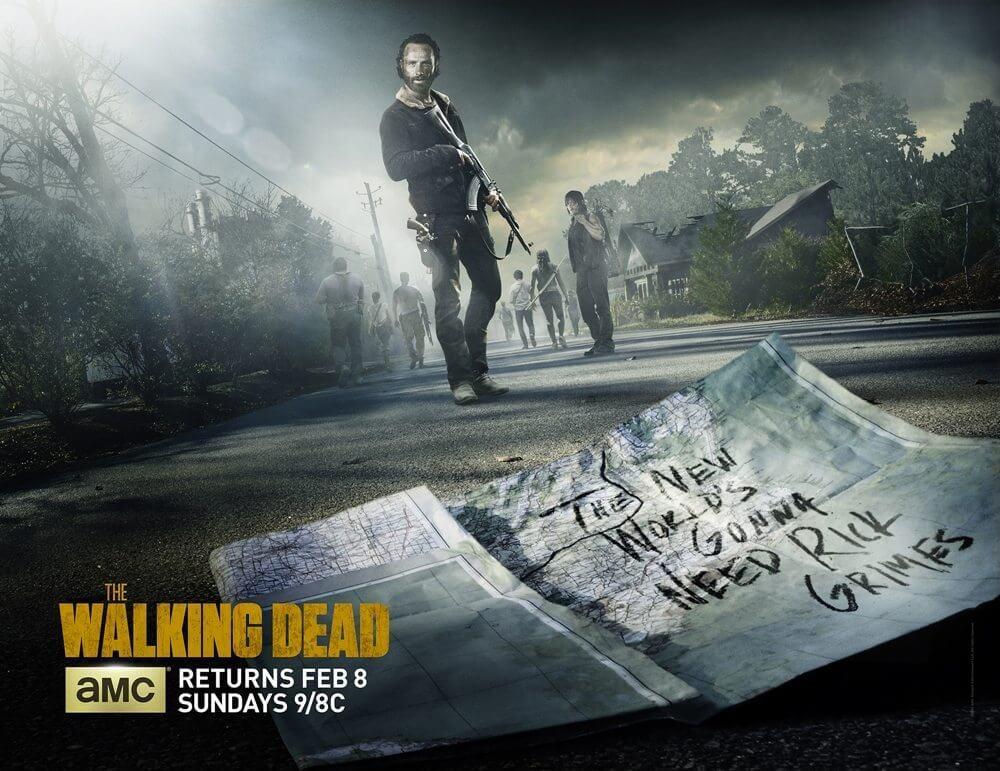 twd season 5 redm - The Walking Dead: veja o trailer da segunda metade da 5ª temporada