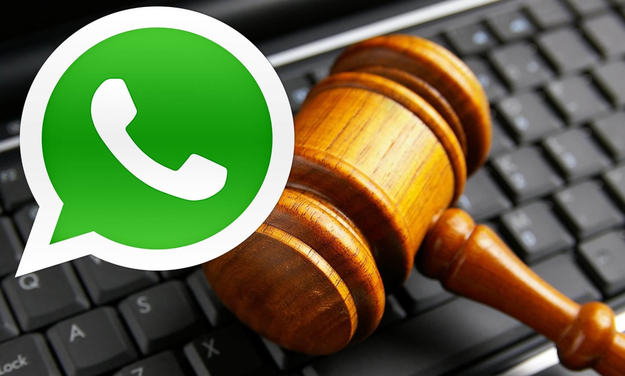 5 001 - Juiz pede a suspensão do WhatsApp em todo Brasil