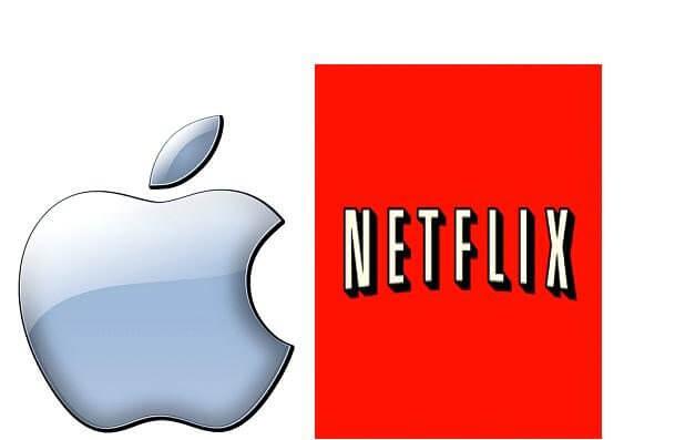 apple netflix - Apple confronta Netflix ao criar seu próprio serviço de conteúdo streaming