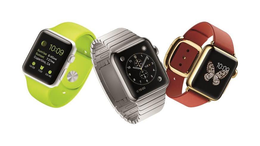 apple watch - Pré-venda do Apple Watch começou hoje e modelos já esgotaram
