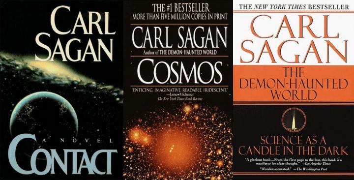 Carl-sagan-livros