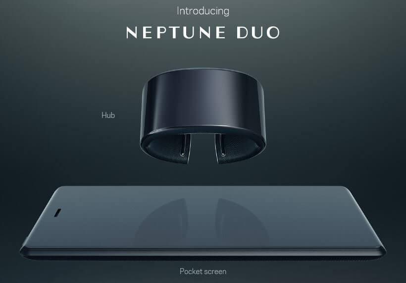 Neptune Duo - SmartWatch e Hub - Showmetech