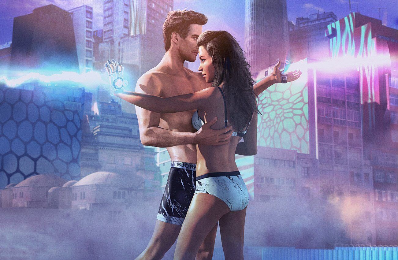 first person lover 3 - Espalhe o amor com First Person Lover