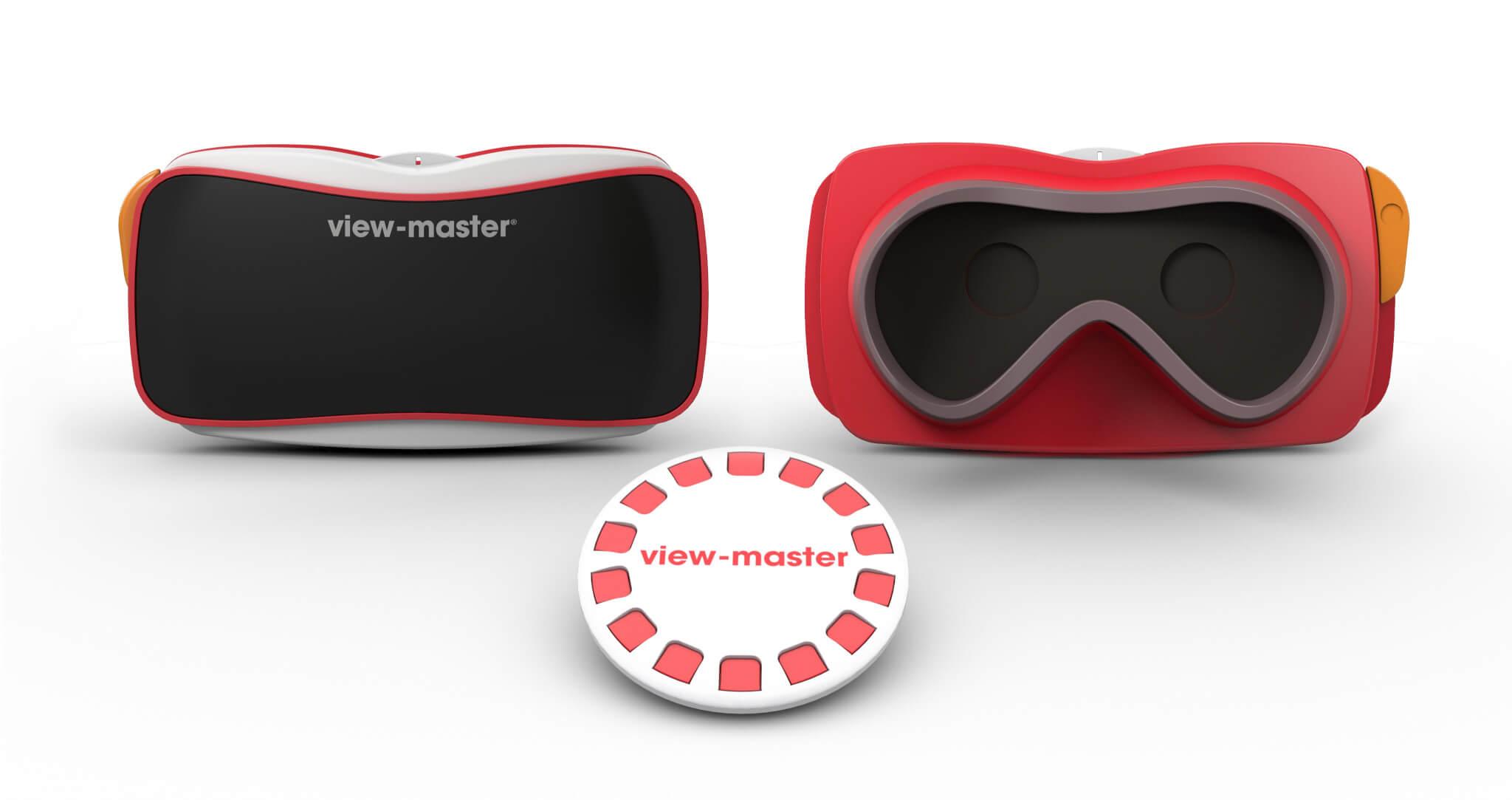 google mattel view master - A realidade virtual que o Google quer trazer para nossos filhos