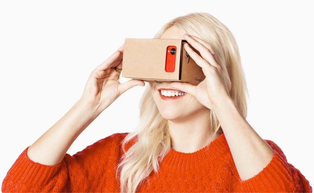 google cardboard - Review: Google CardBoard, o primo barato do óculos Rift