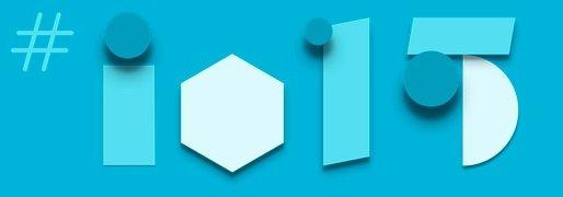 google io 2015 logo - Google I/O 2015 já tem data confirmada