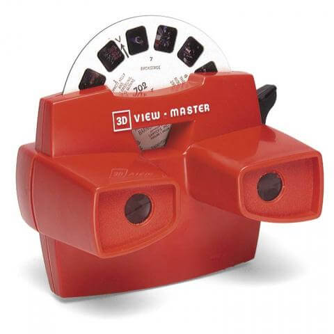 Mattel-view-master-classic