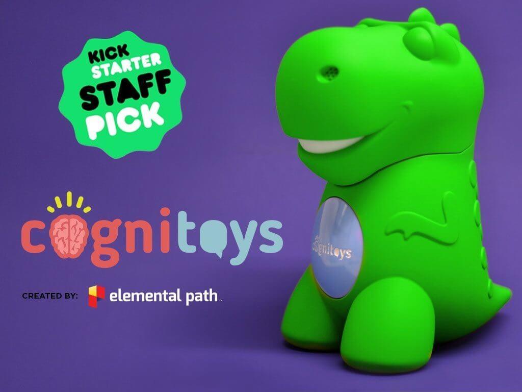 photo original - CogniToys: brinquedo que usa Inteligência Artificial para brincar com as crianças