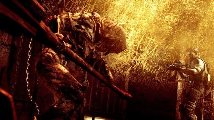Resident Evil 5 Gold Edition - SMT