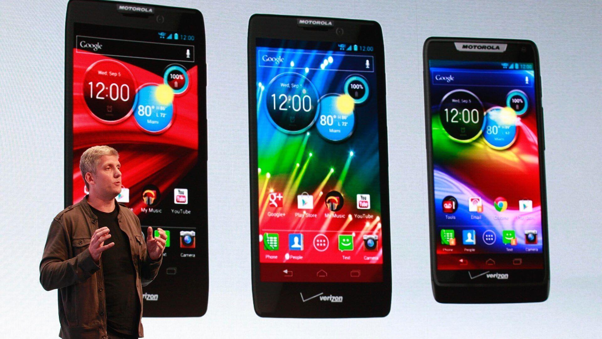 rickosterloh - Bola dividida: Executivo da Motorola diz que Samsung pode se tornar irrelevante