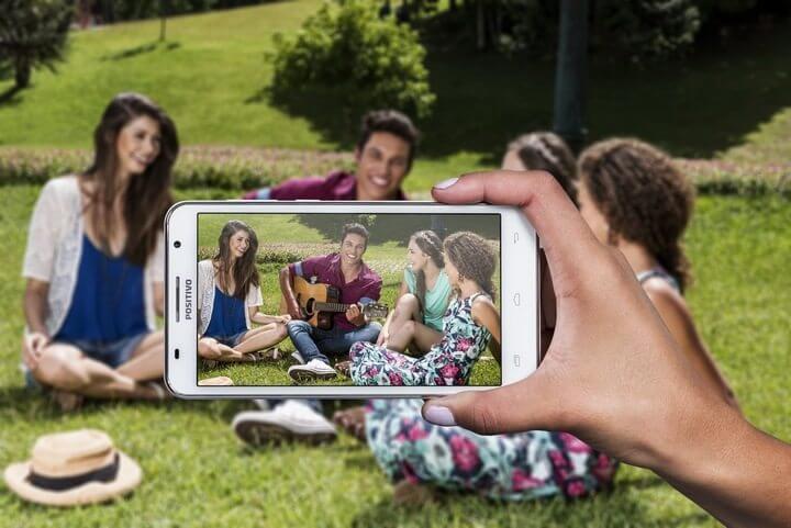 smartphone positivo pq - É do Brasil! Positivo apresenta sua nova linha de smartphones