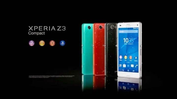 xperiaz3compact capa - Review do Sony XPeria Z3 Compact: A qualidade que tem preço
