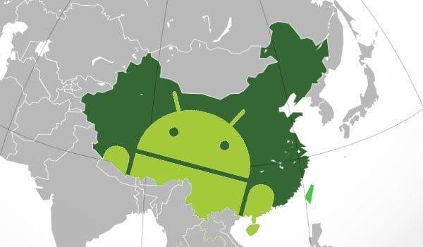 Google coloca em movimento seu plano de expansão na China