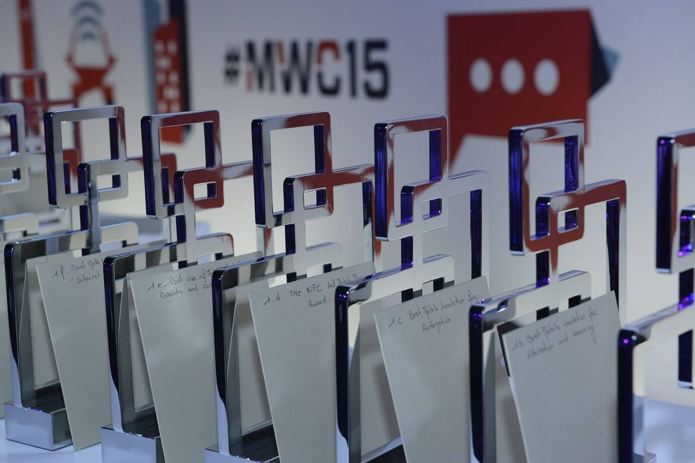globalmobileawards2015 - MWC15: iPhone 6 e LG G3 vencem o Global Mobile Awards