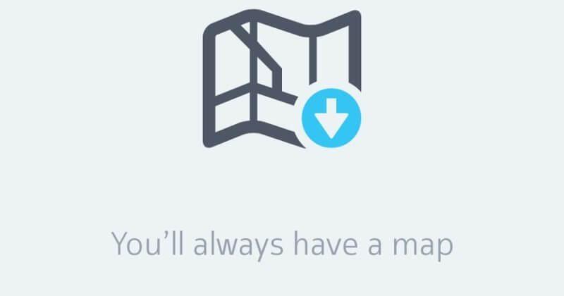 here maps android 0 1 - Nokia lança o aplicativo HERE Maps para iOS