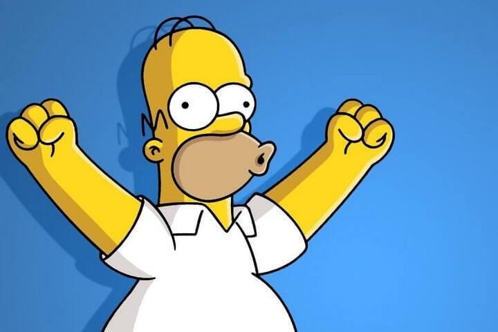 homer simpson capa - Poderia Homer Simpson ter encontrado bóson de Higgs antes de qualquer cientista?
