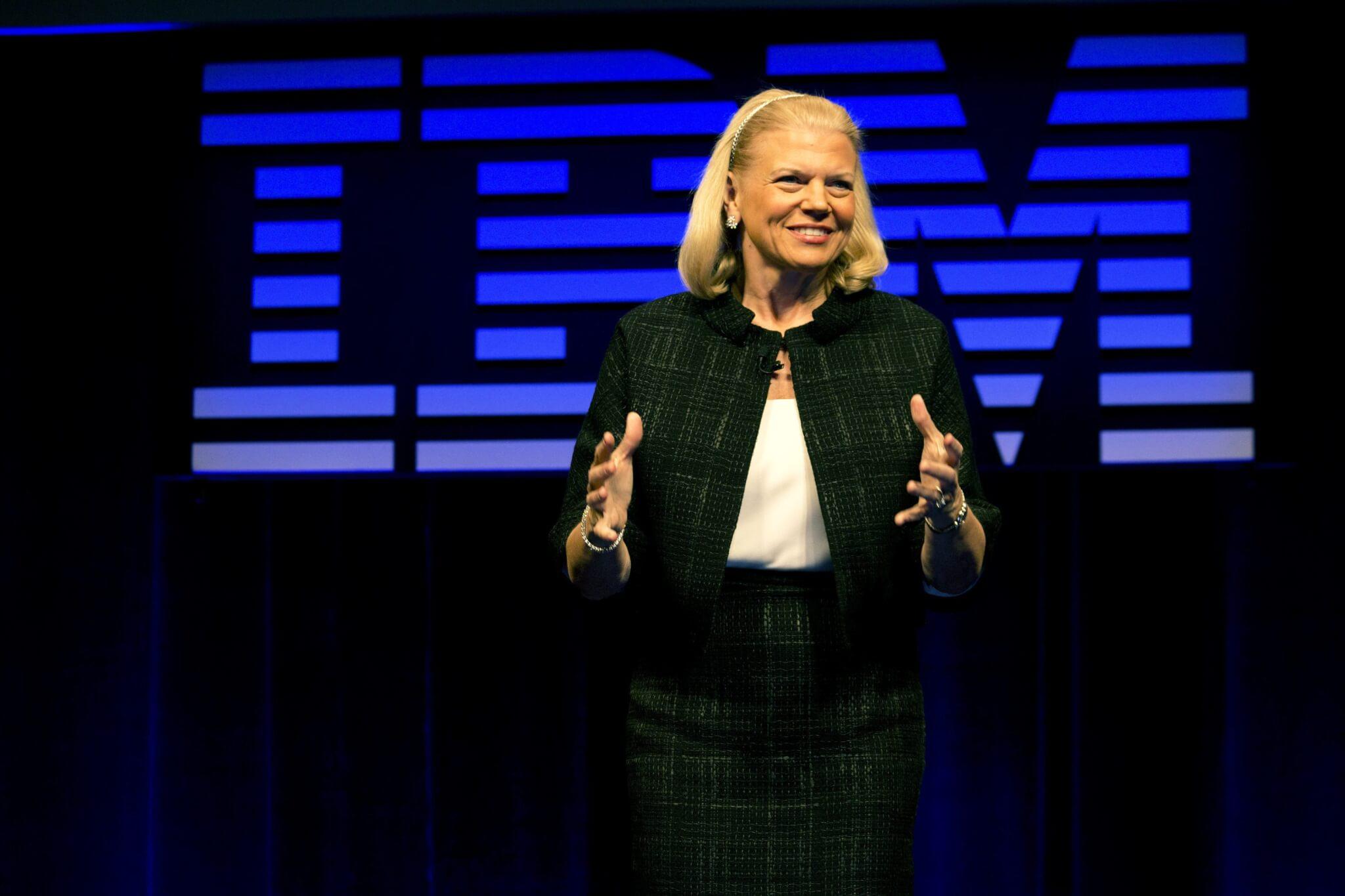 ibm ceo - IBM irá investir US$ 3 bilhões em Internet das coisas