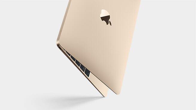 macbook1 - Mais leve que o ar: Conheça o novo MacBook da Apple!