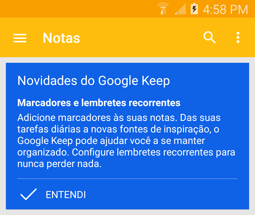 Google Keep 3.1