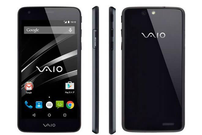 vaio lanca seu primeiro smartphone - Vem aí o primeiro smartphone da Vaio