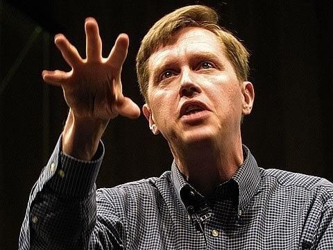 Jeff Hawkins, CEO da Numenta, designer da computação e neurocientista