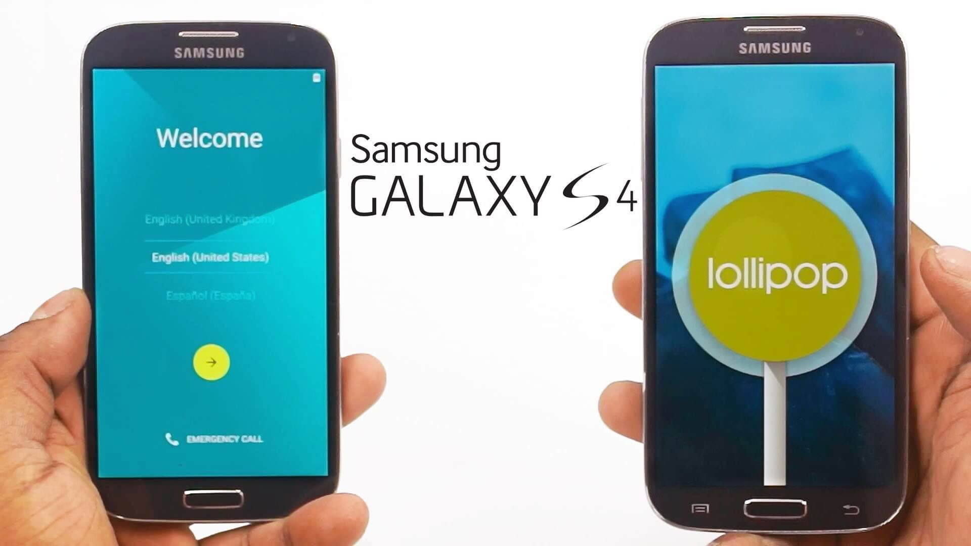 maxresdefault - Doce vida! Galaxy S4 começa a receber atualização para o Lollipop