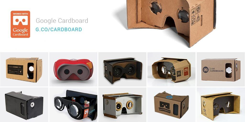 smt works with google cardboard 1 - Google intensifica programa de compatibilidade da plataforma do Cardboard VR