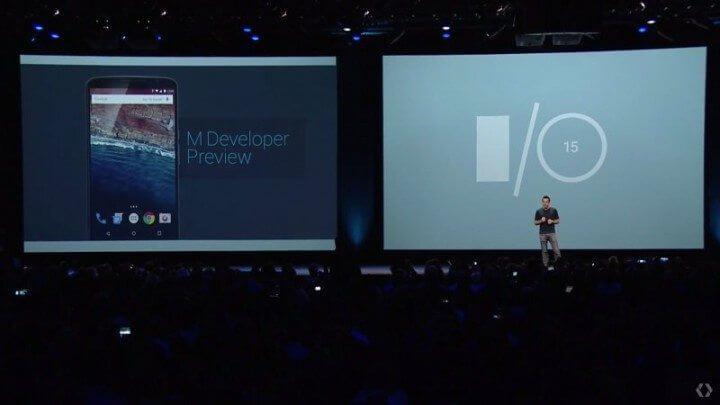 m developer preview 720x405 - Android M: confira as novidades do sucessor do Lollipop